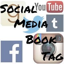 Znalezione obrazy dla zapytania social media book tag
