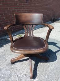 antique swivel office chair desk chair 230646 sellingantiquescouk antique swivel office chair