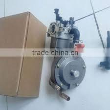 168f 2kw <b>LPG CNG</b> dual fuel <b>carburetor for gasoline</b> generator of ...