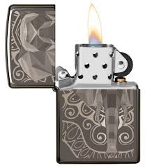 <b>Зажигалка Elephant</b> Fancy Fill Design ZIPPO 49074 купить на ...