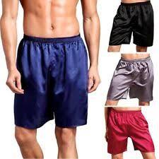 <b>Satin Sleepwear</b> for <b>Men</b> for sale | eBay