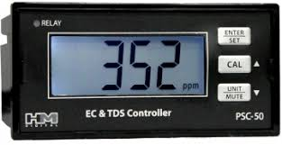 Кондуктометр-<b>солемер HM Digital</b> PSC-50 монитор-контроллер ...
