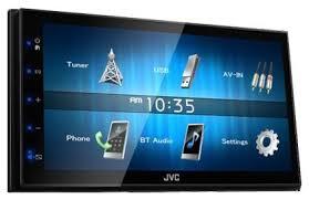 <b>Автомагнитола JVC KW-M741BT</b> — купить по выгодной цене на ...