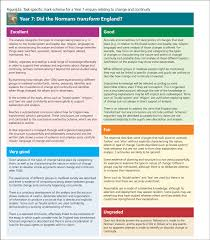 ascl guidance progression and assessment in history pt2 figure 2 progression and assessment in history
