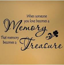 quotes on Pinterest | Losing Someone, Memories and Death via Relatably.com