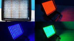 DIY <b>Disco Light</b>- <b>RGB Led</b> - YouTube
