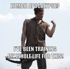 ZOMBIE MEMES image memes at relatably.com via Relatably.com