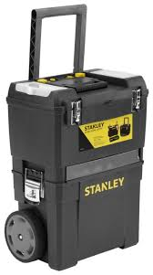 <b>Ящик</b>-тележка <b>STANLEY</b> Mobile Work Center 2 in 1 ... — купить по ...