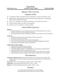 culinary arts student resume sample cipanewsletter wonderful art resume sample brefash