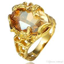 <b>designer</b> jewelry gold zircon rings 18k gold plated <b>hollow out flowers</b> ...