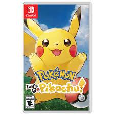 Pokémon Let's Go, Pikachu! (Switch) | Best Buy <b>Canada</b>