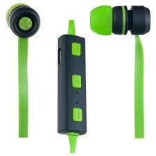 Купить Беспроводные <b>наушники Perfeo Sound Strip</b> green в ...