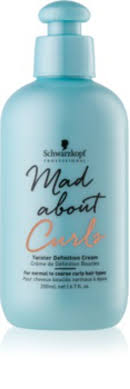 <b>Schwarzkopf Professional Mad About</b> Curls- Buy Online in Dominica ...