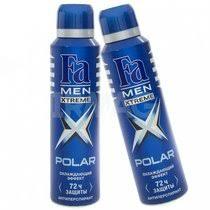 Дезодорант-аэрозоль Fa <b>Men Xtreme</b> Polar купить с доставкой по ...
