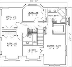 House Plans With Bedrooms   Home Plans With Open Floor Plans    Bedroom House Plans Bedroom Furniture Throughout House Plans With Bedrooms