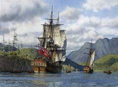 ПИРАТЫ: лучшие изображения (<b>12</b>) | Пираты, Парусники и ...