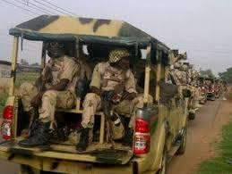 Nigerian Army Kill Two Suspected Boko Haram Members.