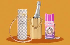 Как чехлы для <b>бутылок и сумки</b> для шампанского стали модными ...