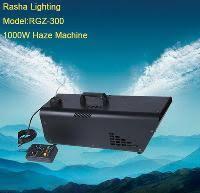 hot 1000w hazer machine for disco lighting special effectsdj partystage smoke machine cheap lighting effects