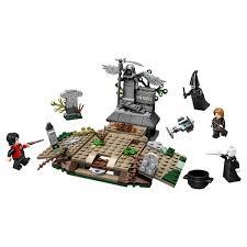Конструктор <b>Lego</b> Harry <b>Potter Возвращение</b> Лорда Волан-де ...
