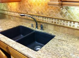 diy tile kitchen countertops: image of granite tile countertops cost