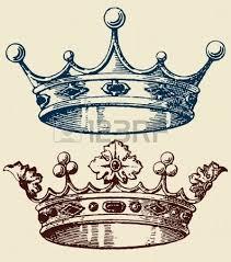 Resultado de imagen de corona rey tattoo diseño