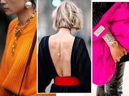 Расставляем акценты: самые модные украшения для весны и ...