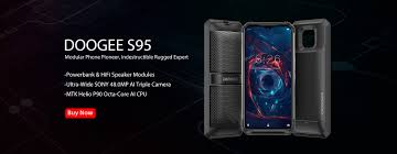 <b>Doogee S95</b> Series Brand 7th Anniversaty & Aliexpress Premiere Sale