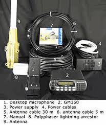 <b>VHF</b> base station kit,Motorola GM360