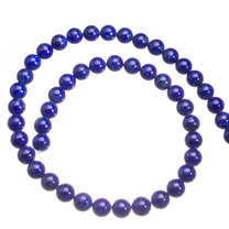 Beads from Around the World - Lapis(Afghanistan)
