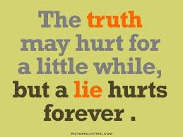 Truth Quotes, Sayings Pictures & Images
