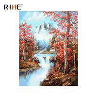 Discount Abstract Paintings Rivers