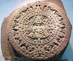 Resultado de imagen para co0nocimiento escritura y calendaripo  azteca