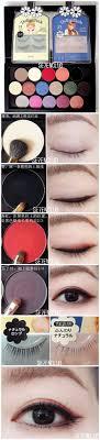 American <b>Makeup</b> Vs | Макияж глаз, Корейский макияж и Макияж