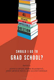 james franco s grad school pitch ny daily news the book should i go to grad school 41 answers to an impossible
