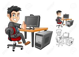it administrator clipart clipartfest high quality officer or