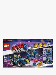 <b>LEGO THE LEGO MOVIE</b> 2 <b>70826</b> 3in1 Rex's Rex-treme Offroader ...