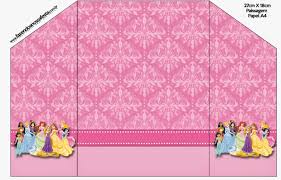 disney princess party printable party invitations is it this is an envelope
