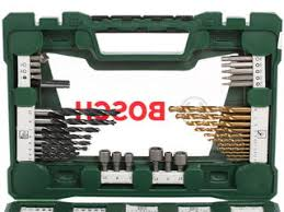 Купить <b>Набор сверл и бит</b> Bosch V-Line 2607017195 по супер ...