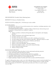 Resume Examples. Marketing Internship Resume Samples: marketing ... ... Resume Examples, Intern Health And Safety Services Marketing Internship Resume Samples With Major Responsibilities: ...