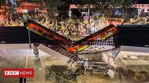 <b>Mexico</b> City metro overpass collapse kills 23 - BBC News