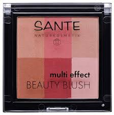 Sante <b>Палетка для макияжа Multi</b> Effect Beauty Blush — купить по ...