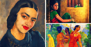 12 Famous Masterpieces of <b>Art</b> Every <b>Indian</b> Should Recognise