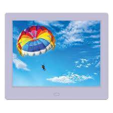 <b>Цифровая фоторамка DIGMA PF-843</b> white — купить в интернет ...