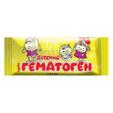 Батончик <b>Гематоген турбо детский</b> с 3х лет 30г — купить в ...