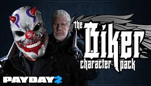 Save 30% on PAYDAY 2: <b>Biker</b> Character Pack on Steam