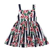 2019 New 2019 Baby <b>Girl Dresses Summer Clothes</b> New ...