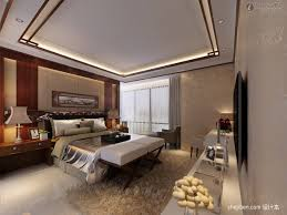 chinese style decor: chinese style four bedroom decor master bedroom decoration effect