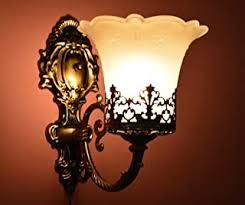 Antique Wall Lights - Amazon.in