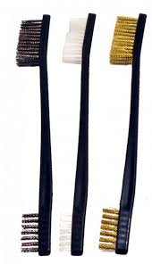 Double Alpha <b>3</b>-<b>pcs</b> Utility <b>Brush Set</b>